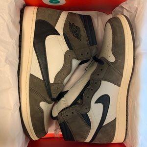 Jordan Shoes - Travis Scott Jordan 1 sz 13